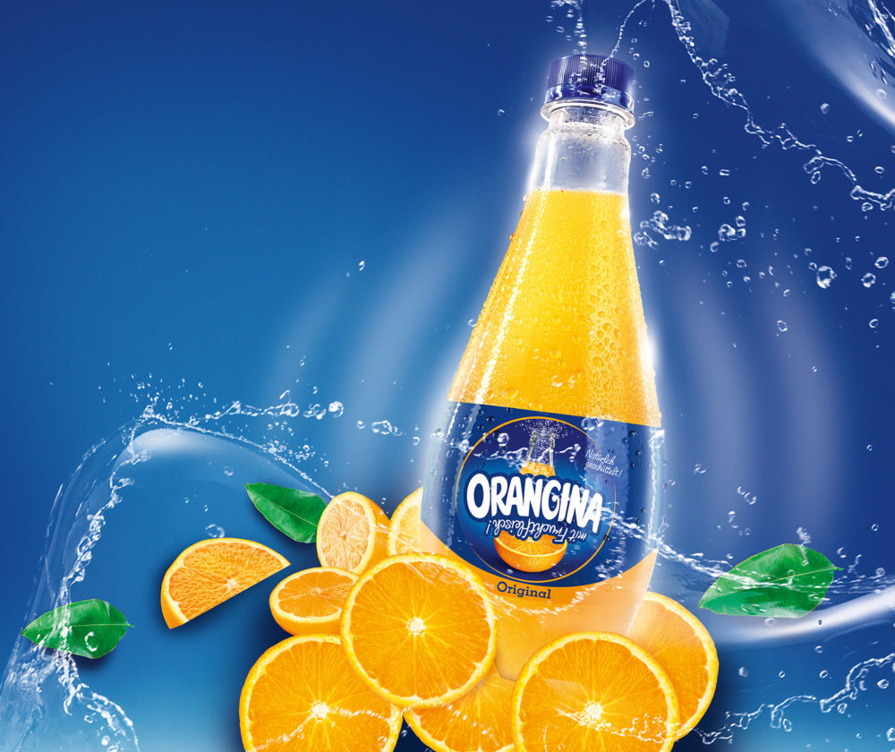 Orangina Visual
