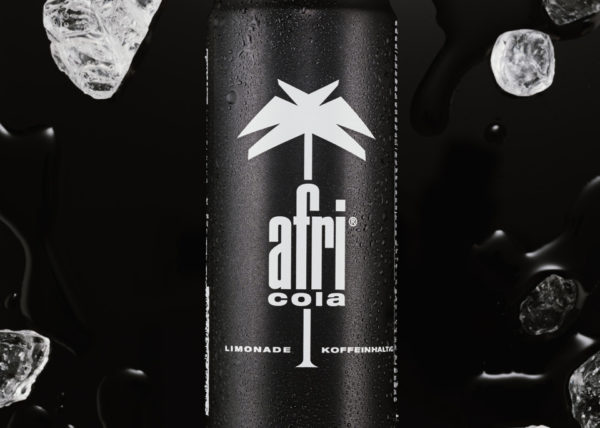 Beverage Can Afri Cola