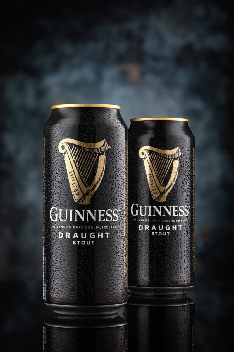 Guinness Cans