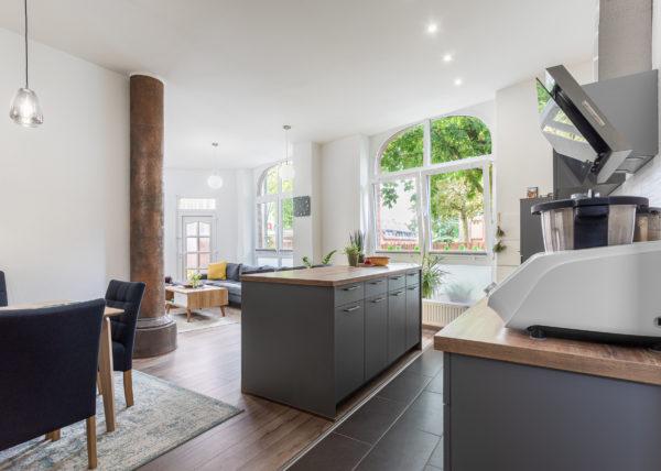Wohnküche gesamt