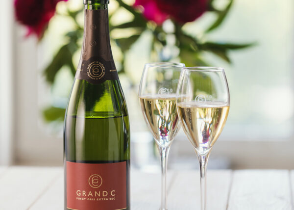 Grand C Pinot Gris Still Life