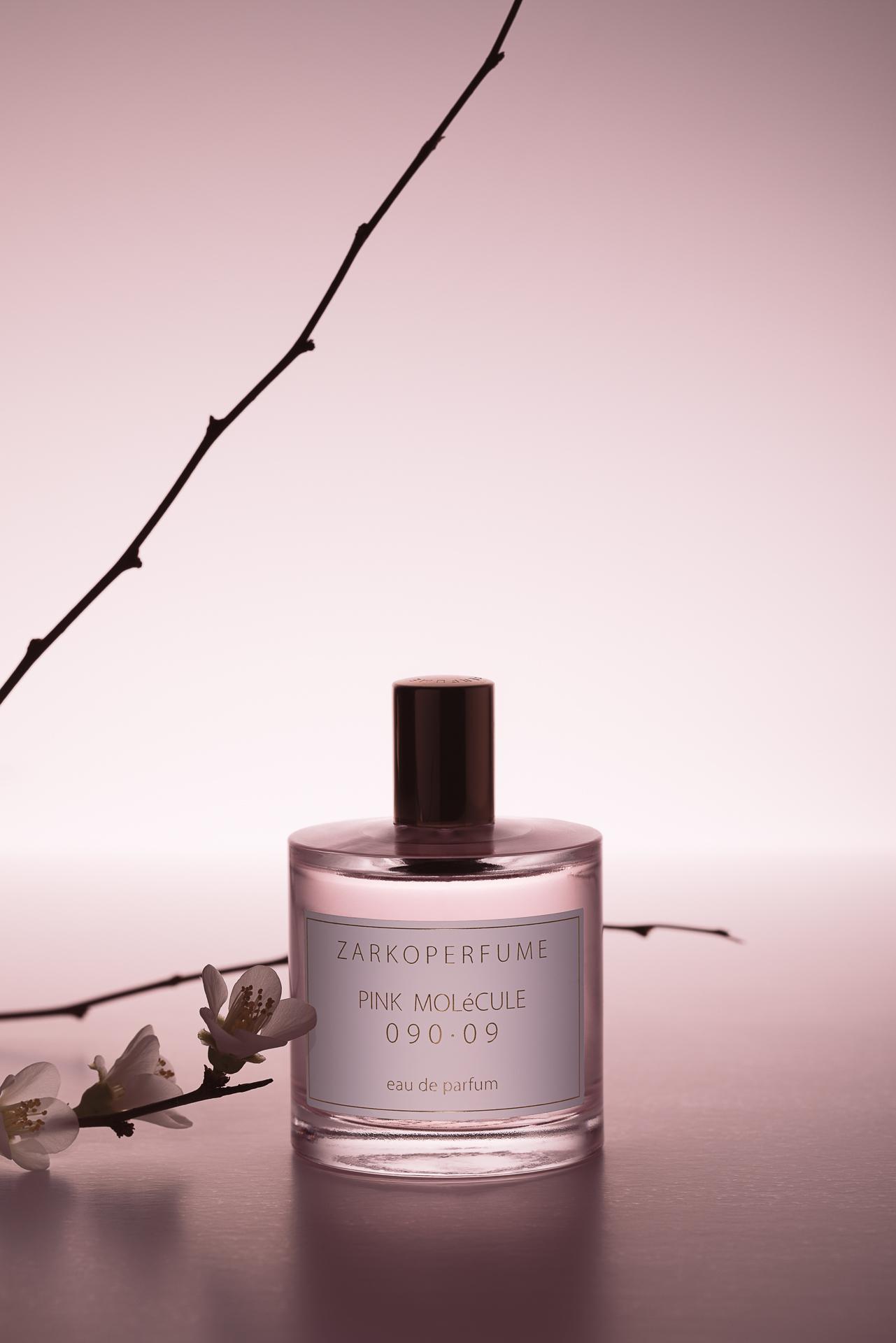 Pink Molécule - Zarkoperfume Fragrance Sundown